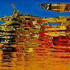 Artistic reflection by raymona pooler