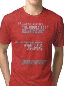 Far Cry 3 - Alice in Wonderland. Tri-blend T-Shirt