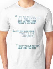 Far Cry 3 - Alice in Wonderland. Unisex T-Shirt