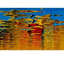 Colorful reflections Photographic Print