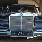 old Mercedes by mrivserg