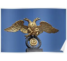 double headed eagle  Poster