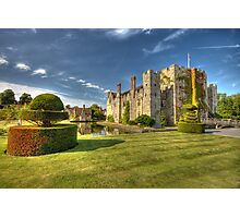Hever Castle Photographic Print