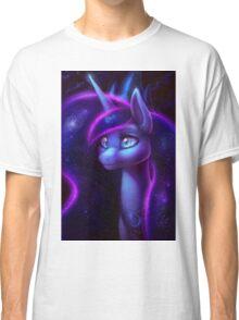 My Little Pony Fan Art - Princess Luna Classic T-Shirt