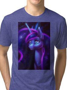My Little Pony Fan Art - Princess Luna Tri-blend T-Shirt