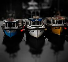 Crail Boats by fraser68