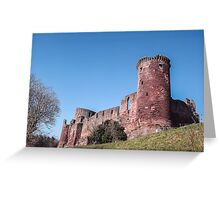 Bothwell Castle Greeting Card