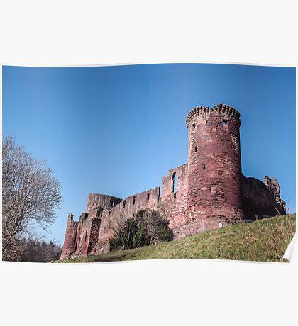 Bothwell Castle Poster