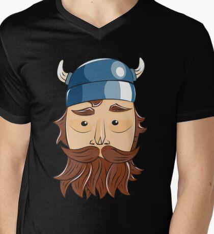 Viking Mens V-Neck T-Shirt