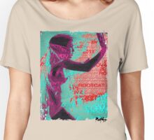 Love Bytes Ladies #21 Women's Relaxed Fit T-Shirt