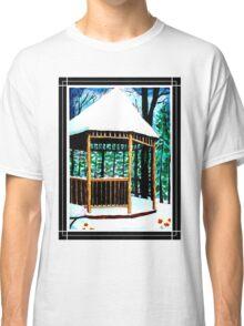 Winter Gazebo Classic T-Shirt