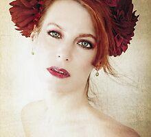 A Diadem of Red by Jennifer Rhoades