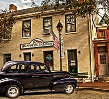 SNAPPERS SALOON RIPLEY OHIO by Randy & Kay Branham