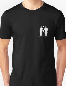 We are pregnant - New dad tee T-Shirt