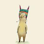 Llama  by PaolaZakimi