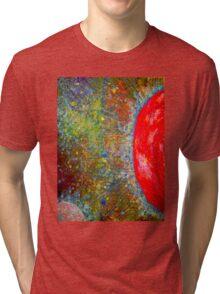 Ze Kosmos Tri-blend T-Shirt