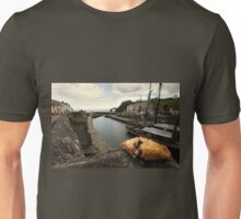 Cornish pasty by  the harbour Unisex T-Shirt