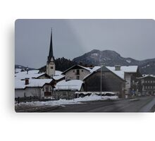Abtenau, Austria Metal Print