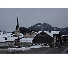 Abtenau, Austria Photographic Print
