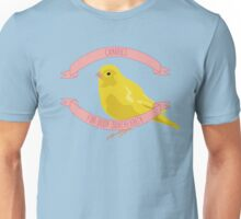 Canaries For Body Sovereignty Unisex T-Shirt