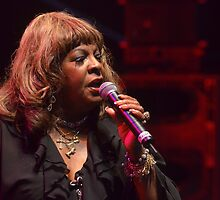 Martha Reeves by Dave Hudspeth
