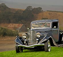 1935 REO Speed Wagon by DaveKoontz