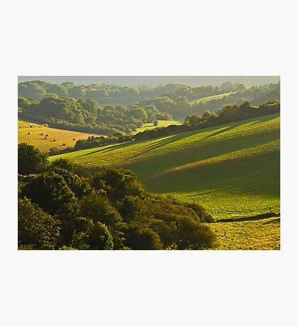 Landscapes in landscapes Photographic Print