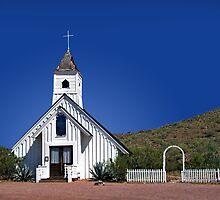 "ApacheLand ""Elvis"" Chapel by LoneTreeImages"