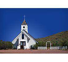 "ApacheLand ""Elvis"" Chapel Photographic Print"