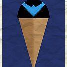 Neapolitan Nightwing by Adam Grey