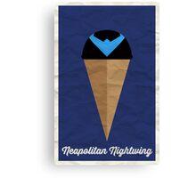 Neapolitan Nightwing Canvas Print