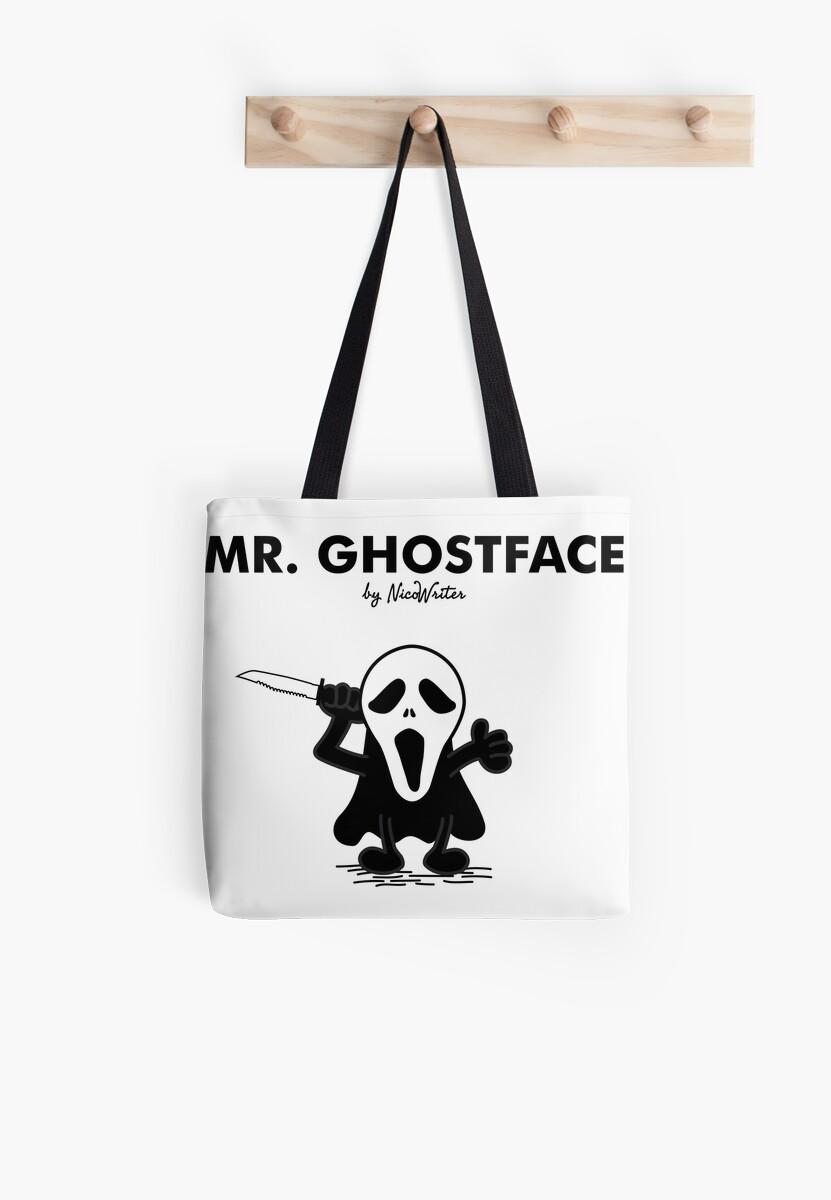 Mr Ghostface by NicoWriter