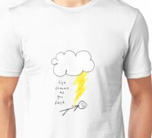 It's a lot like lightning Unisex T-Shirt