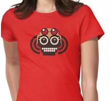 SteamPunk Girl Womens Fitted T-Shirt