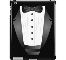 Groom wedding party bachelor party novelty Tuxedo  iPad Case/Skin