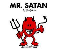 Mr Satan by NicoWriter