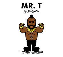 Mr T by NicoWriter