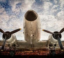 Douglas DC-3 Aircraft. The Plane The Myth The Legend by luckypixel