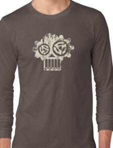 Grunge Steampunk Long Sleeve T-Shirt