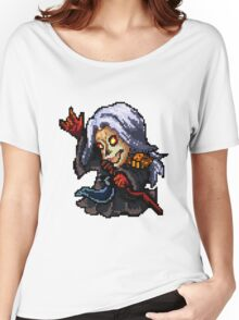 Pixel Pentakill Karthus Women's Relaxed Fit T-Shirt