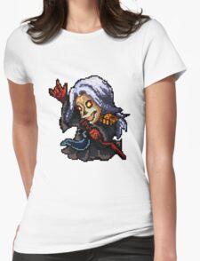 Pixel Pentakill Karthus Womens Fitted T-Shirt
