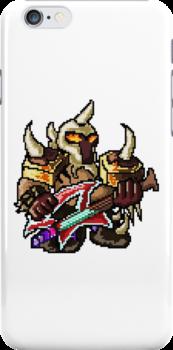 Pixel Pentakill Mordekaiser by Pixel-League