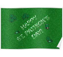 Happy St. Pat's Day Poster