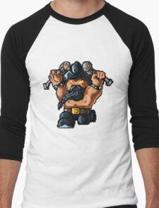 Pixel Pentakill Olaf Men's Baseball ¾ T-Shirt