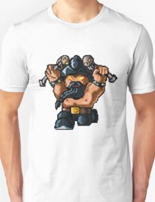 Pixel Pentakill Olaf Unisex T-Shirt