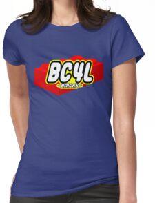 'Brick City Basics' Womens Fitted T-Shirt