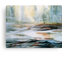 Nowhere To Alight... Canvas Print