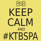 #KTBSPA by Samantha Brown