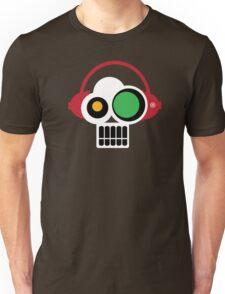 Dead End Kids Headphones Unisex T-Shirt