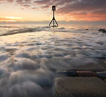Eastbourne Jetty sunrise by willgudgeon
